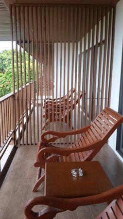 Chaweng Cove Beach Resort : Terrest