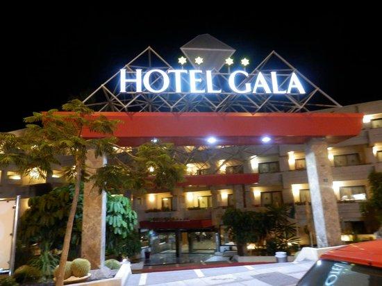 Hotel Gala : Entrata Hotel