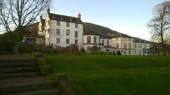 Prestonfield : Churchill Suite