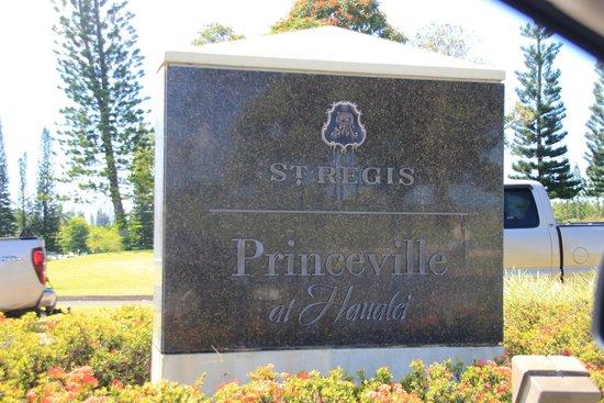 St. Regis Princeville Resort: St. Regis Princeville