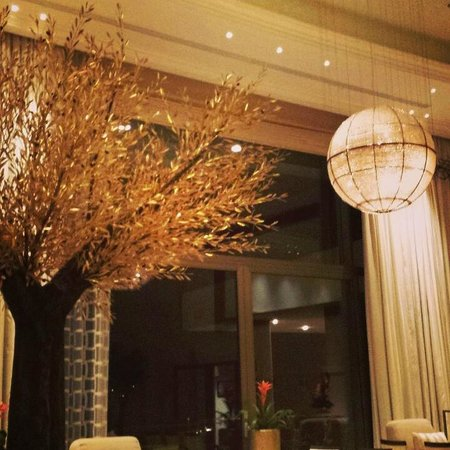 Arion, a Luxury Collection Resort & Spa: lobby and brasserie