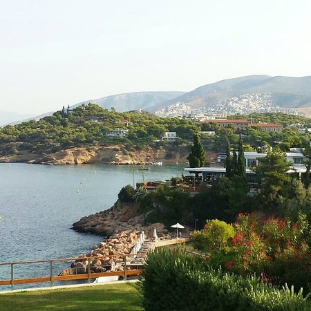 Arion, a Luxury Collection Resort & Spa : view from the hotel