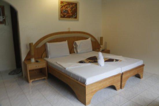 Quo Vadis Dive Resort: chambre