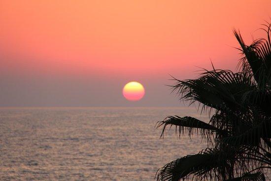 Kefalos Beach Tourist Village: Sunset...stunning!