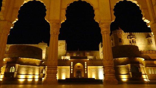 Suryagarh : Entrée
