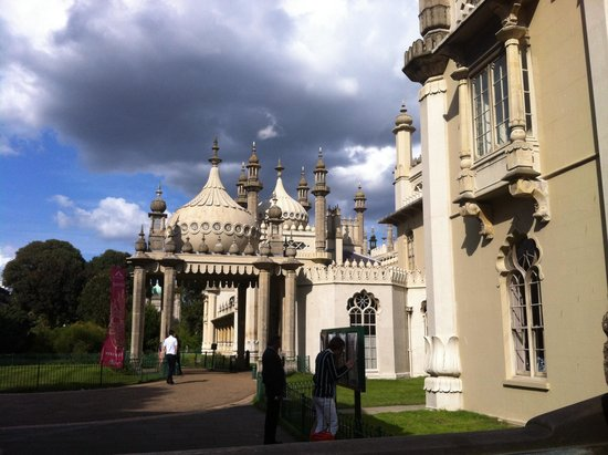 Royal Pavilion: Another view