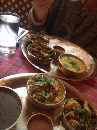 Yak Yeti Yak: Amazing food - 5 stars doesn't give it justice.