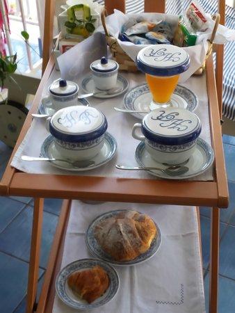 Hotel Pensione Reale: la colazione