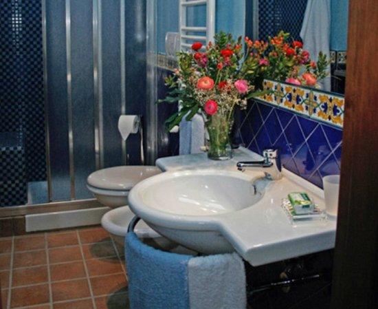 bagno - Foto di La Casetta, Vietri sul Mare - TripAdvisor