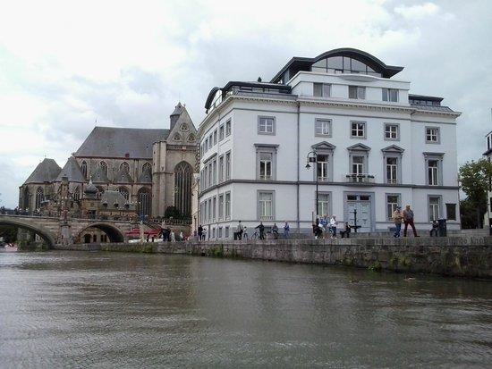 De Bootjes van Gent : Vistas desde el barco 7