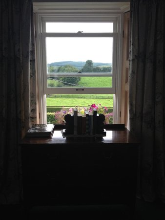 Ardmore Country House: Beautiful Views of the fantastic Irish Midlands