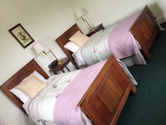 Ardmore Country House : Lovely twin room