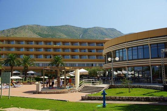 Remisens Hotel Albatros: hotel