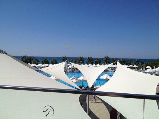 Paloma Oceana Resort: Breakfast views