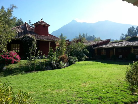 Villa Urubamba Sacred Valley: View from the room