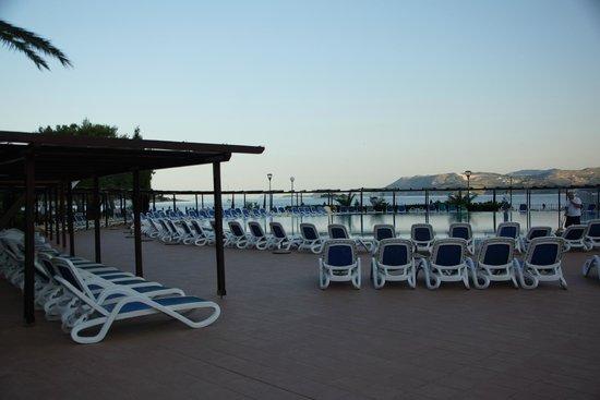 Remisens Hotel Albatros: basen hotelowy