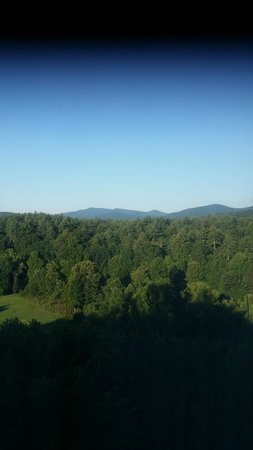 Unicoi State Park & Lodge: My view every morning!