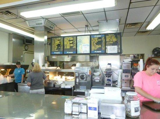 Druther's Restaurant: Menu