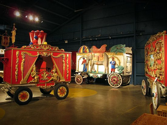 The Ringling: Ringling Museum