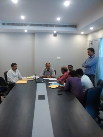 Mango Hotels, Secunderabad - MG Road: Conference Room