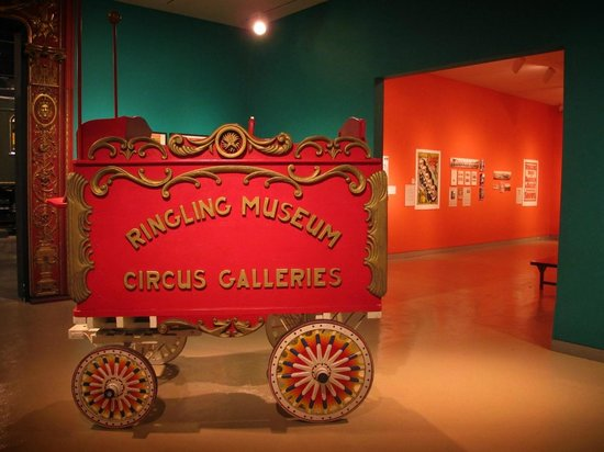The Ringling: Circus Museum