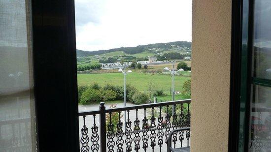 Hotel O Cabazo: vista desde habitación