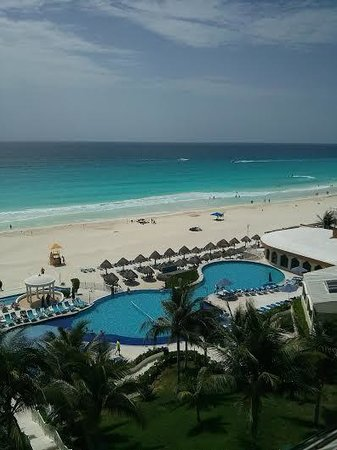 Golden Parnassus All Inclusive Resort & Spa Cancun: view from my room