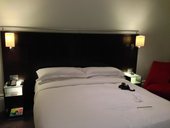 Andaz London Liverpool Street : Lit
