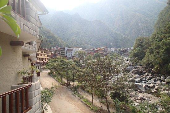 SUMAQ Machu Picchu Hotel: vista desde la habitación