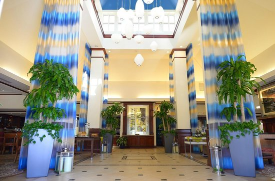 Hilton Garden Inn Ft. Lauderdale SW/Miramar : Lobby Entrance