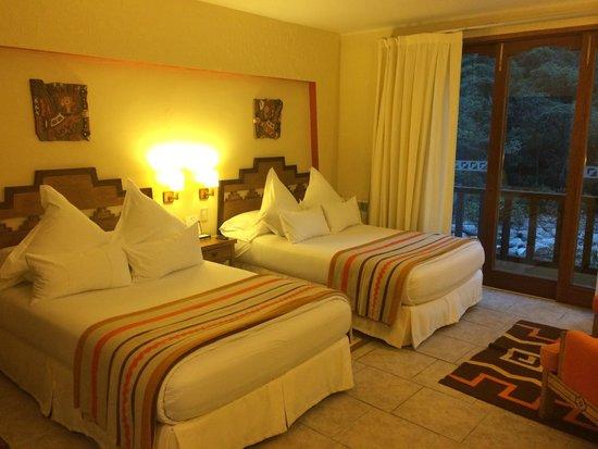 SUMAQ Machu Picchu Hotel: La habitación...