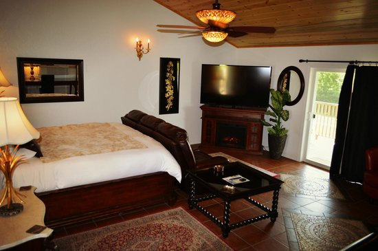 Echo Canyon Spa Resort: Carriage house 12