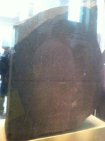 British Museum : rosetta stone