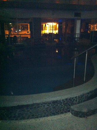 Hotel Rio Malecon Puerto Vallarta: pool for show not for use