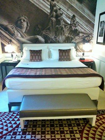 Hotel Indigo Rome - St. George: Hab. standar