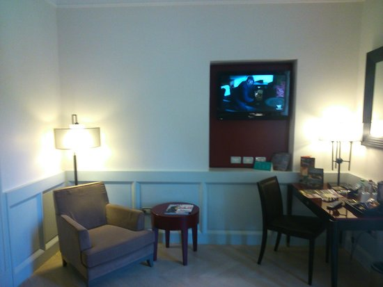 Hotel Indigo Rome - St. George: habitación Standar