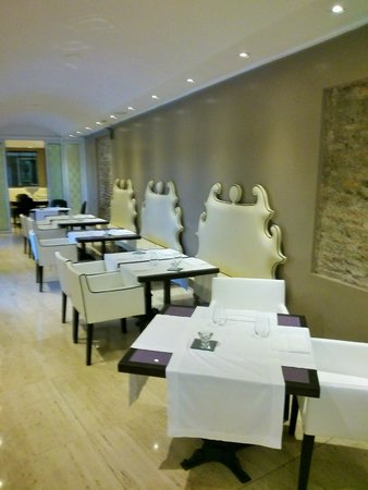 Hotel Indigo Rome - St. George: Comedor