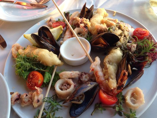 Selene : Seafood platter for 2