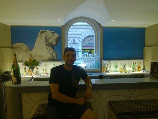 Hotel Indigo Rome - St. George : Bar