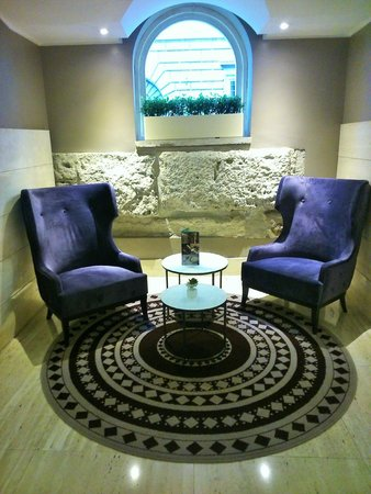 Hotel Indigo Rome - St. George : Zona Hall - Bar