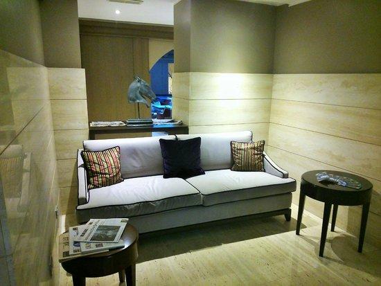 Hotel Indigo Rome - St. George : lobby - Bar