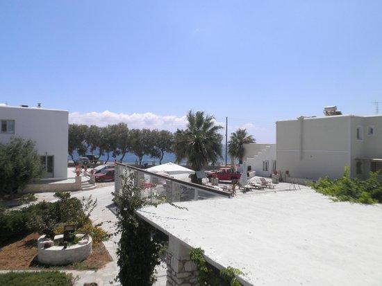 Christiana Hotel : balcony view