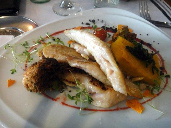 Museo Evita Restaurant & Bar: El pescado del día!
