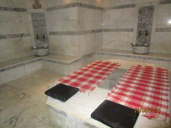 Hotel Cettia Beach Resort: Private hamam