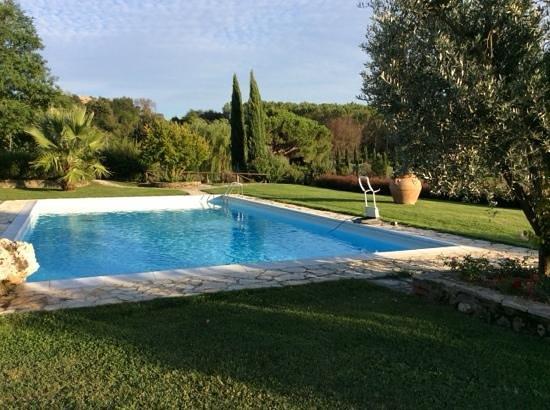 Agriturismo Croce di Bibbiano: piscina
