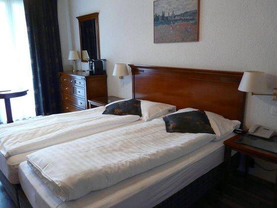 Belle Epoque Hotel Victoria: Bedroom