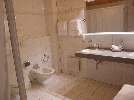 Belle Epoque Hotel Victoria: Bathroom