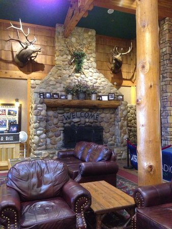 Best Western Plus Ruby's Inn: Interno hall