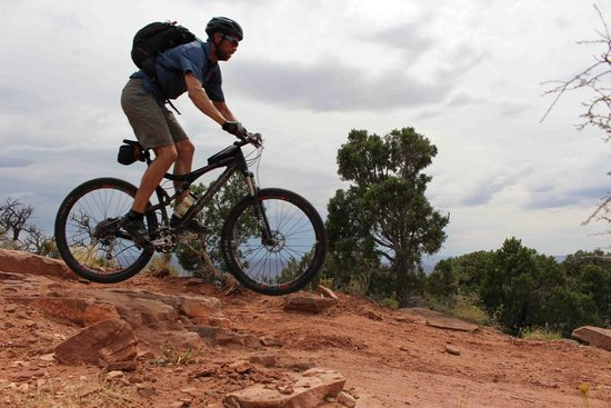 San Juan Hut Systems: Day 7 in Moab