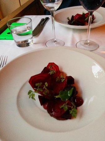Demo: Beet root in many ways
